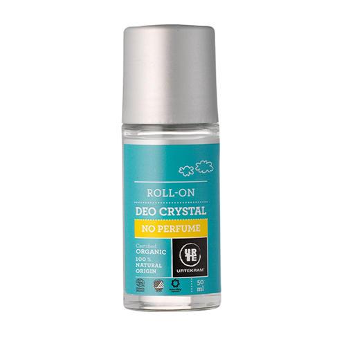 Urtekram Шариковый дезодорант-кристалл, без аромата, 50 мл (Urtekram, Для тела) недорого
