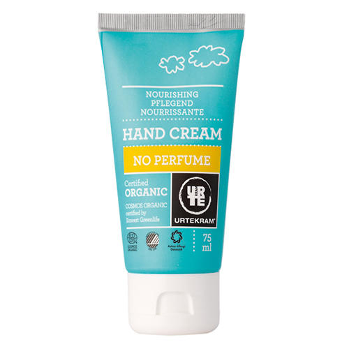 Крем для рук без аромата, 75 мл (Urtekram, Для тела) косметика для мамы urtekram дневной крем для лица без аромата 50 мл