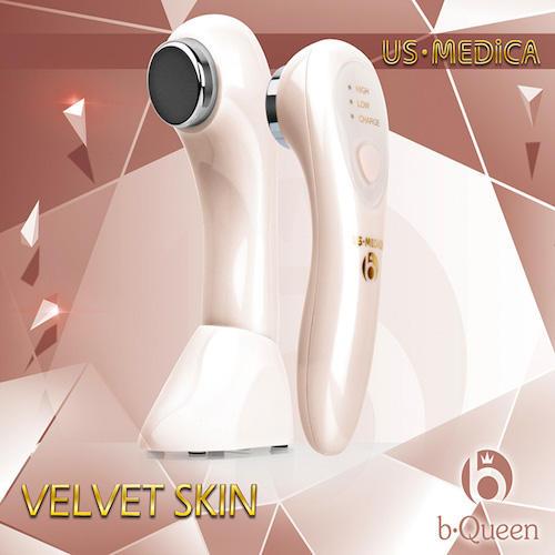 Ультразвуковой прибор для тела US Medica Velvet Skin (розовый) (US Medica)