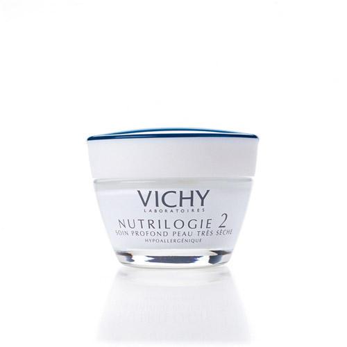 Vichy Крем-уход глубокого действия для очень сухой кожи Нутриложи 2 50 мл (Nutrilogie)