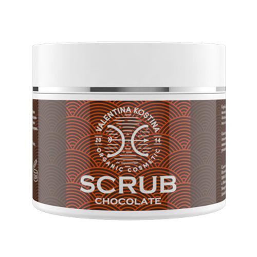 Scrub Chocolate Скраб для тела шоколадный 500 мл (Valentina Kostina, Organic Cosmetic)