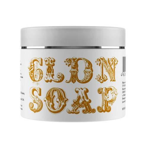 Valentina Kostina Golden Soap Жидкое мыло для волос и тела  Золотое 200 мл (Organic Cosmetic)