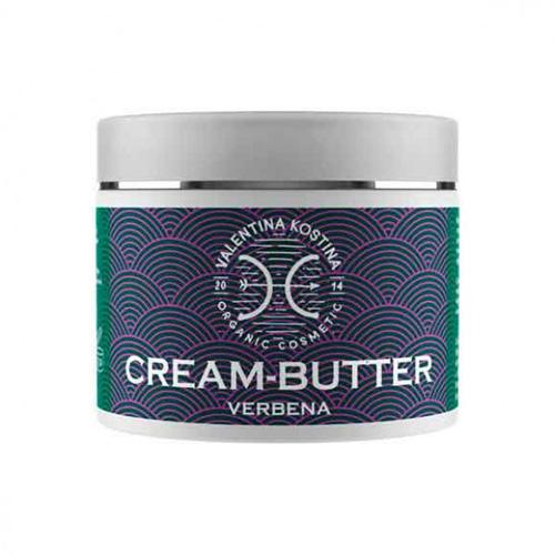 Valentina Kostina Крем-баттер для тела с вербеной Cream Butter Verbena 200 мл (Organic Cosmetic)