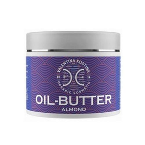 Valentina Kostina Масло-баттер для тела с эфирным маслом миндаля Oil Butter Almond 200 мл (Organic Cosmetic)