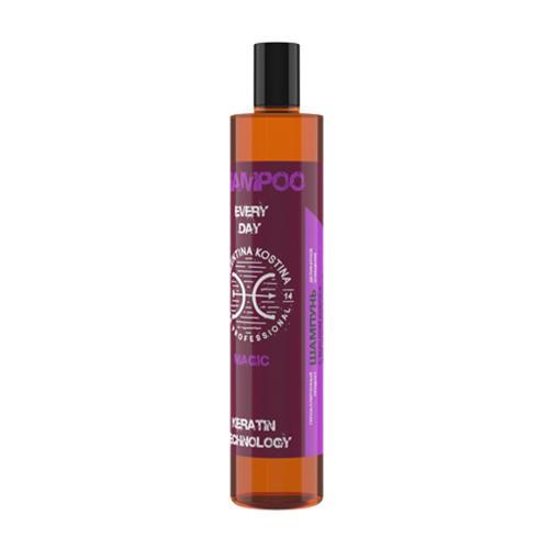 Valentina Kostina Шампунь с маслом кокоса для чувствительных и уставших волос 350 мл (Dee Professional)
