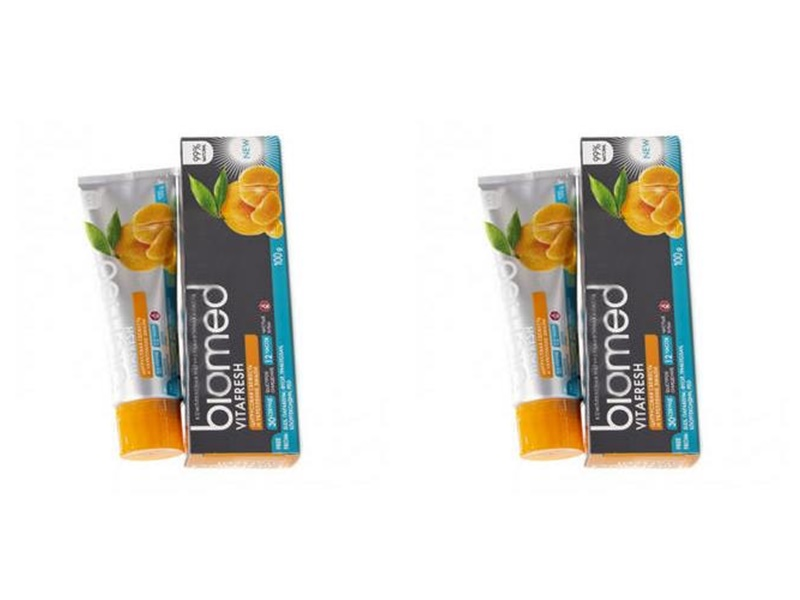 Купить Splat Набор Зубная паста Витафреш, 100 г*2 штуки (Splat, Biomed), Россия
