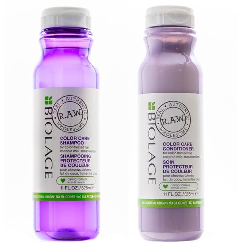 Matrix Комплект  Color care Шампунь для окрашенных волос 325 мл + Кондиционер для окрашенных волос 325 мл (Matrix, Biolage R.A.W.)