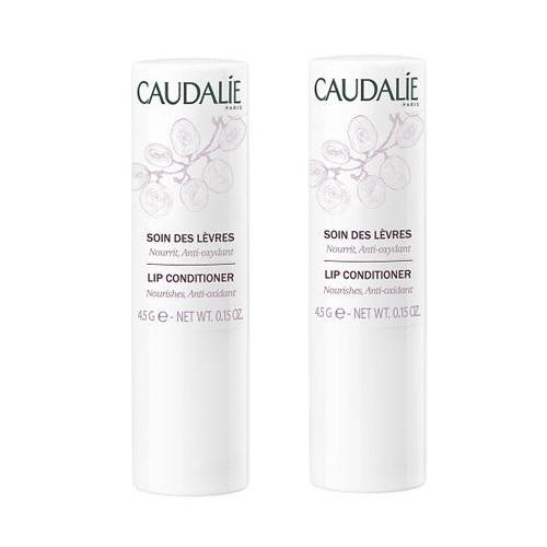 Caudalie Набор Бальзам для губ восстанавливает и защищает с маслом виноградных косточек, 4,5 гр*2 штуки (Caudalie, Beauty To Go) фото
