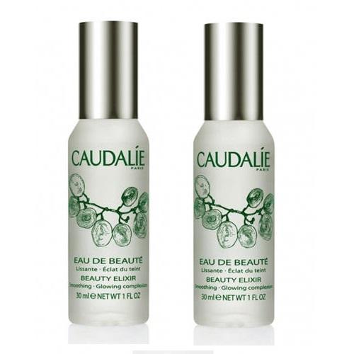 Купить Caudalie Набор Вода для красоты лица Beauty Elixir 30 мл*2 штуки (Caudalie, Beauty To Go), Франция