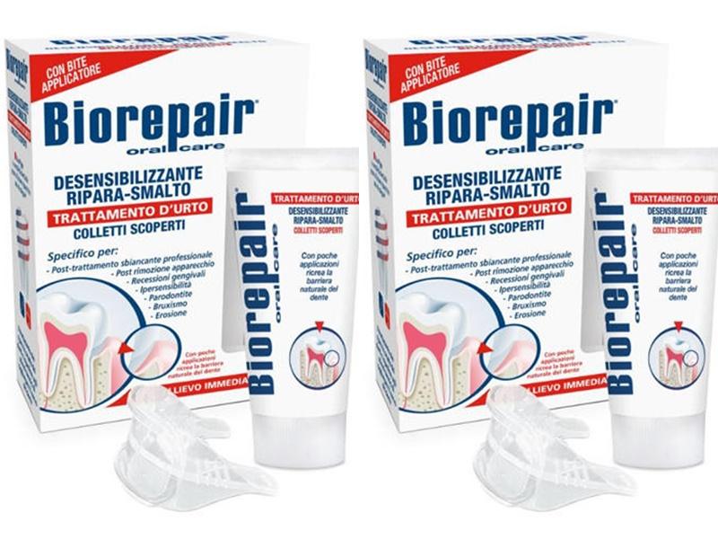 Biorepair Набор Препарат для снижения чувствительности