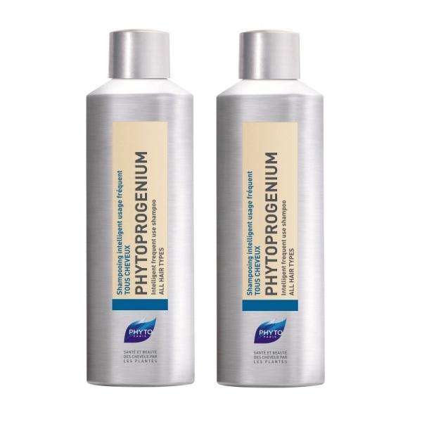 Phyto Комплект Фитопрожениум шампунь для всех типов волос 2х200 мл (Phyto, Шампуни) фото
