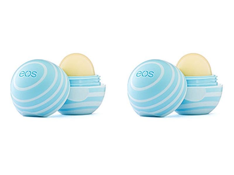 цена на EOS Набор Бальзам для губ Eos Vanilla Mint Ваниль-мята*2 штуки (EOS, Lip Balm)
