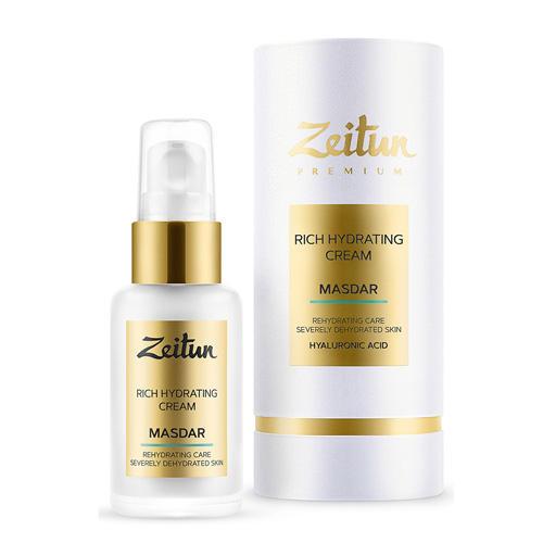 Купить Zeitun Крем увлажняющий Masdar , для сильно обезвоженной кожи, 50мл (Zeitun, Для лица), Россия
