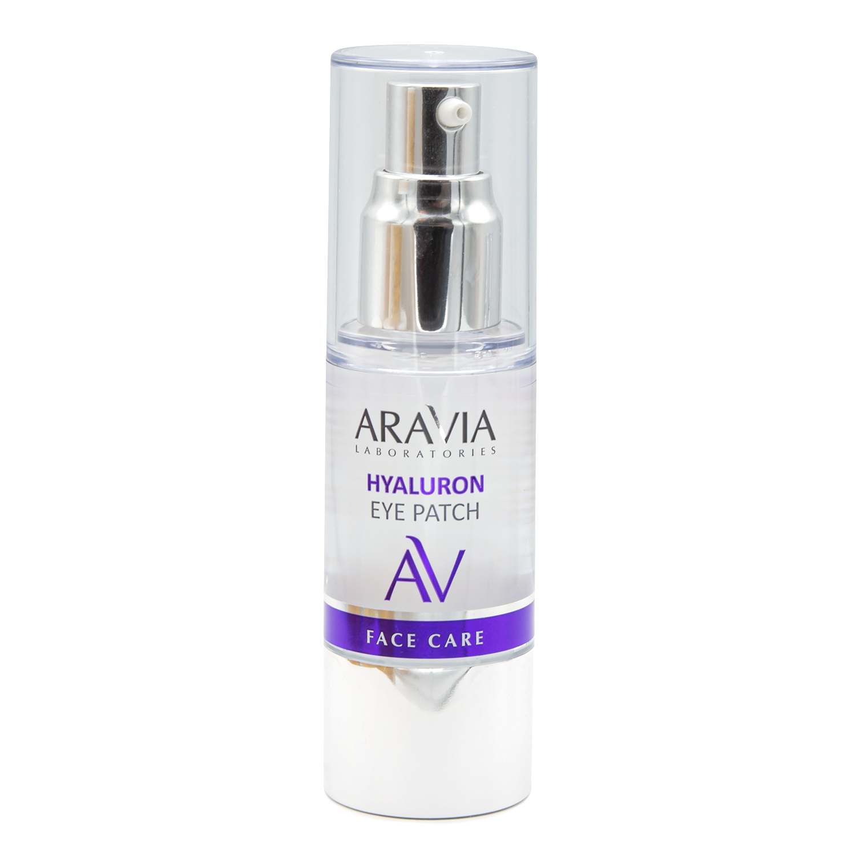 Aravia Laboratories Жидкие гиалуроновые патчи Hyaluron Eye Patch, 30 мл (Aravia Laboratories, Уход за лицом)