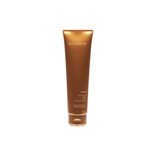 Солнцезащитное молочко для тела SPF 30 150 мл (Academie, Bronzecran) легкое молочко быстрый загар spf 15 125 мл