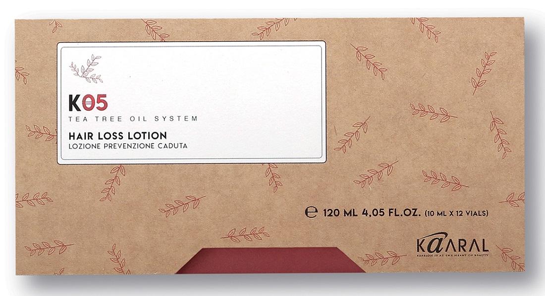 Купить Kaaral Лосьон против выпадения волос Anti Hair Loss Intense Treatment, 12 * 10 мл (Kaaral, К-05), Италия