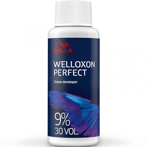 Купить Wella Professionals Окислитель Welloxon Perfect 30V 9, 0%, 60 мл (Wella Professionals, Окрашивание), Германия