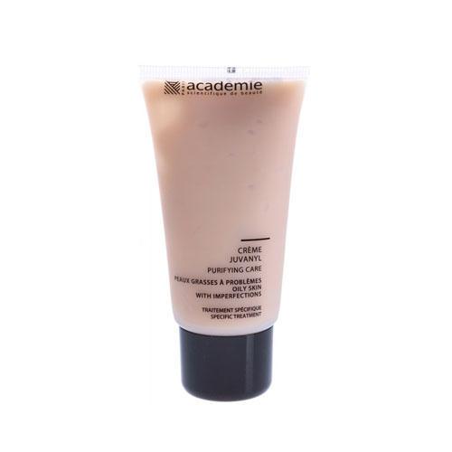 Очищающий крем Юванил 50 мл (Academie, Academie Visage базовый уход) нормализующий крем 50 мл academie academie visage жирная кожа