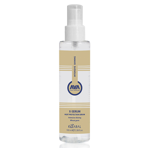 Купить Kaaral Сыворотка для защиты волос от термических воздействий с пшеничными протеинами X-Serum Heat Protection Serum, 100 мл (Kaaral, X-Form), Италия