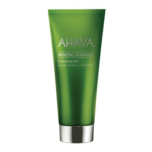 Минеральный гель для очистки кожи и придания ей сияния 100 мл (Ahava, Mineral radiance) маска для лица минеральная грязевая ahava mineral radiance 100 мл