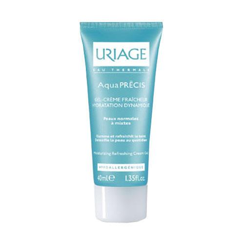 ���� ����� ���������� ����-���� �/���������� � ��������������� ���� 40 �� (Aqua Precis) (Uriage)