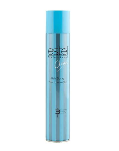 Фото - Estel Лак для волос сильной фиксации, 400 мл (Estel, Airex) estel мусс для волос сильной фиксации 400 мл estel airex