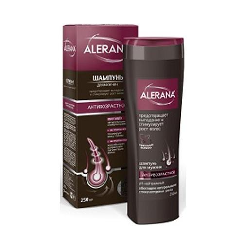Шампунь для мужчин антивозрастной 250 мл (Alerana, Alerana) одежда для мужчин