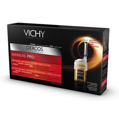 ����������� �������� ������ ��������� ����� ��� ������ ��������� Pro 12 ����� (Dercos Aminexil) (Vichy)