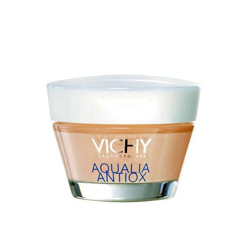 Аквалия Антиокс Увлажняющий кремуход 24 часа. Антиоксидант для молодой кожи (Vichy, Aqualia Antiox) антиокс визион цена