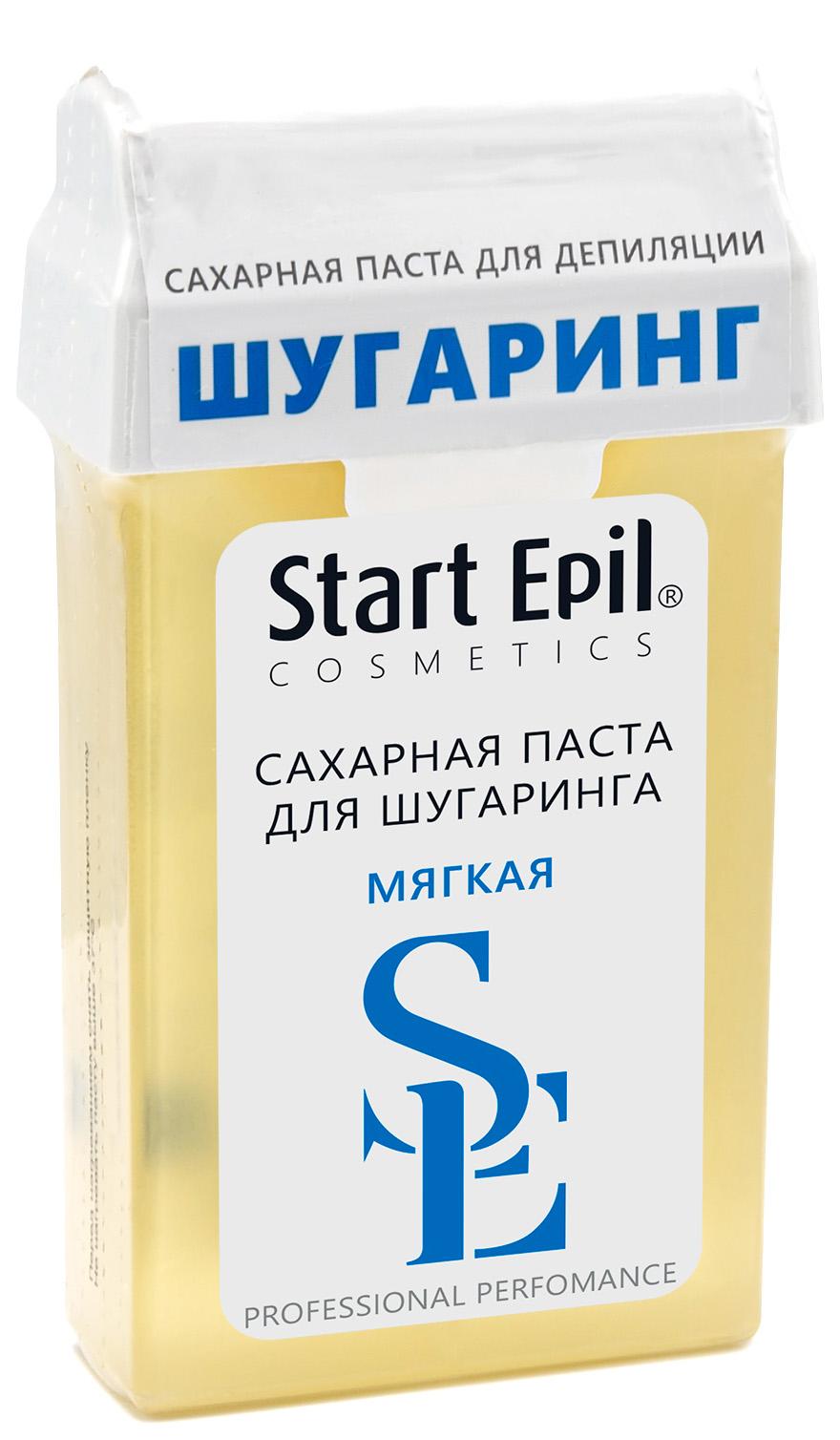 Купить Aravia Professional Start Epil Паста для шугаринга в картридже Мягкая , 100 гр (Aravia Professional, Spa Депиляция), Россия