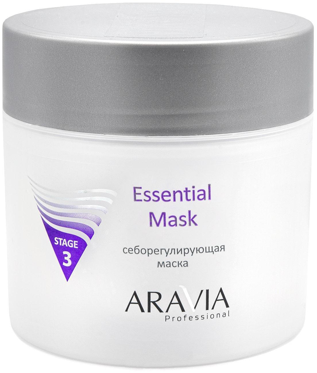 Купить Aravia Professional Маска себорегулирующая Essential Mask, 300 мл (Aravia Professional, Уход за лицом), Россия