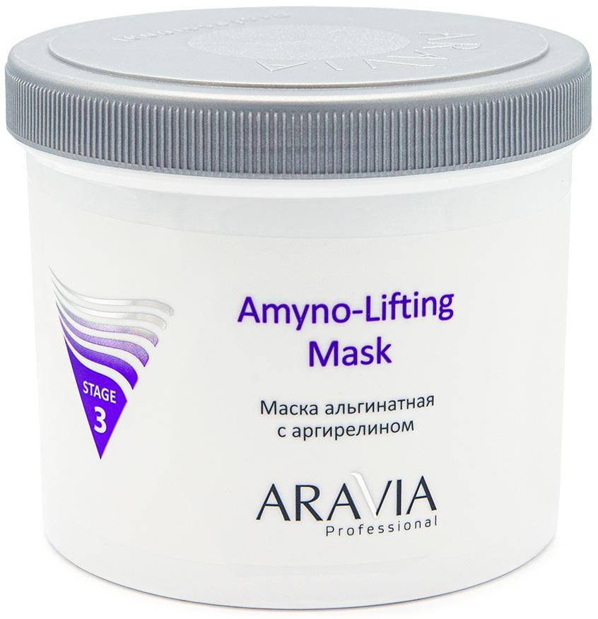 Купить Aravia Professional Маска альгинатная с аргирелином Amyno-Lifting, 550 мл (Aravia Professional, Уход за лицом), Россия