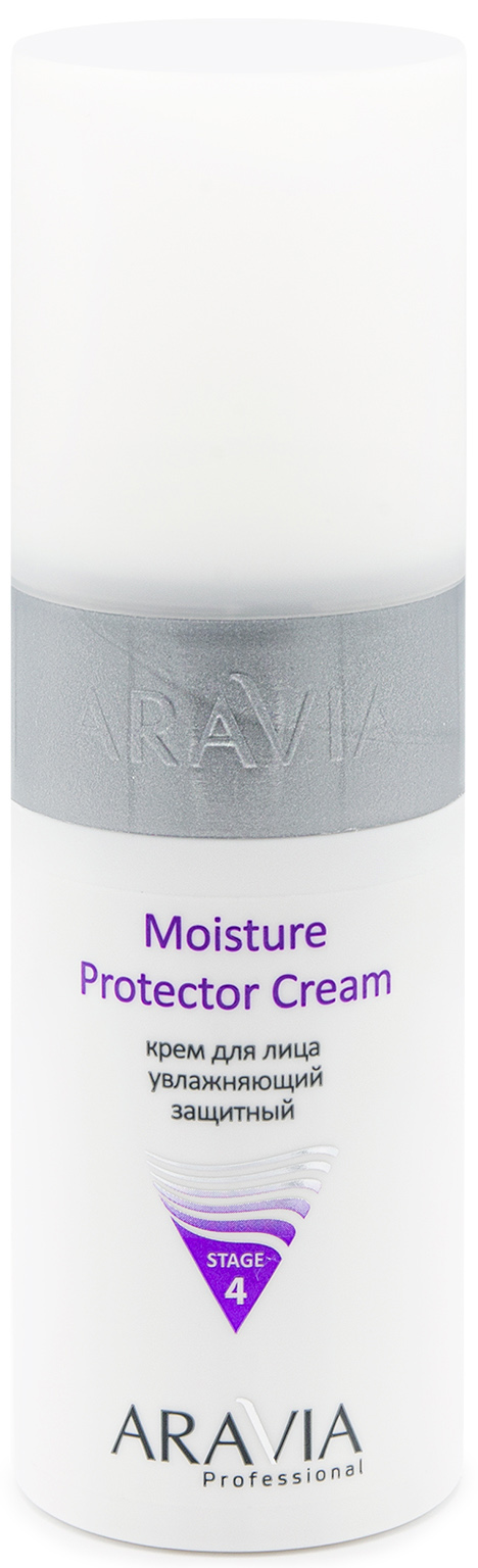 Купить Aravia Professional Крем увлажняющий защитный Moisture Protector Cream, 150 мл (Aravia Professional, Уход за лицом), Россия