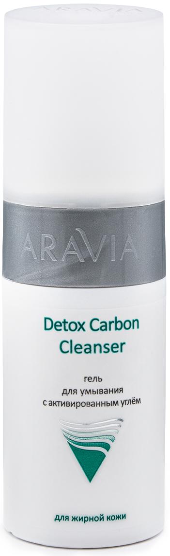 Купить Aravia Professional Гель для умывания с активированным углём Detox Carbon Cleanser, 150 мл (Aravia Professional, Уход за лицом), Россия
