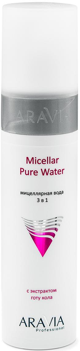 мицеллярная вода aravia professional