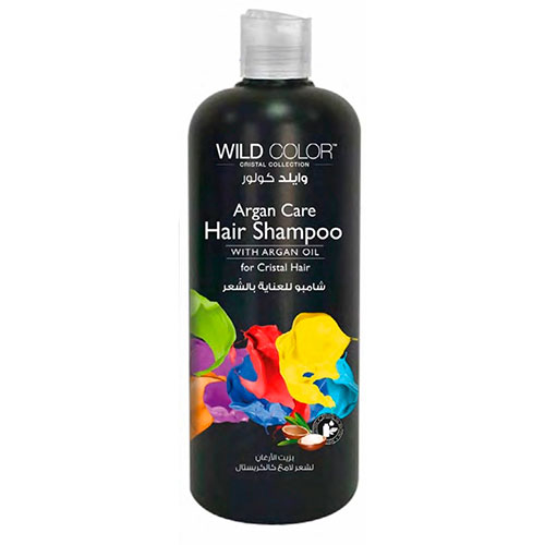 Купить Wildcolor Шампунь для волос с аргановым маслом, 500 мл (Wildcolor, Уход за волосами)