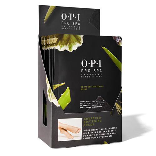 Купить O.P.I Увлажняющие одноразовые носки 12 шт (O.P.I, ProSpa)