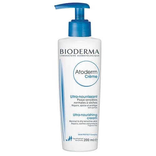 Крем с помпой Атодерм 200 мл (Bioderma, Atoderm) крем с помпой атодерм 500 мл bioderma atoderm