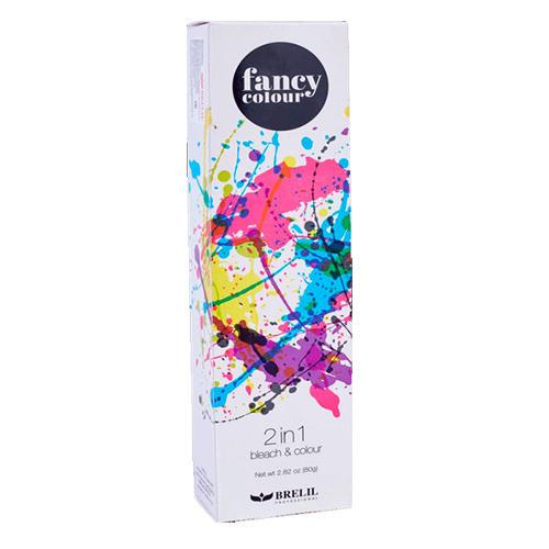 Купить Brelil Professional Обесцвечивающее средство и крем-краска 2 в 1 FANCY COLOUR, 80 г (Brelil Professional, Окрашивание), Италия