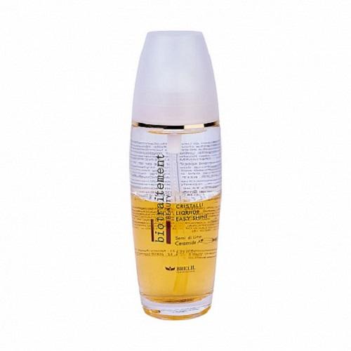 Купить Brelil Professional Блеск для волос Жидкие кристаллы , 125 мл (Brelil Professional, Biotraitement), Италия