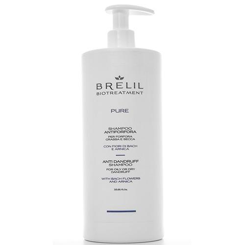 Brelil Professional Шампунь против перхоти, 1000 мл (Brelil Professional, Biotraitement) белорусский шампунь профессиональный