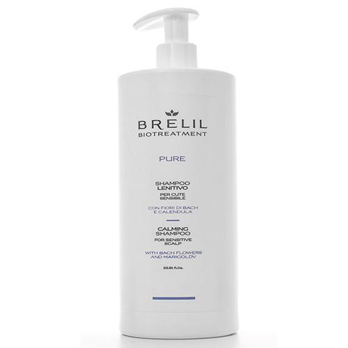 Деликатный восстанавливающий шампунь Biotreatment, 1000 мл (Brelil Professional) цена