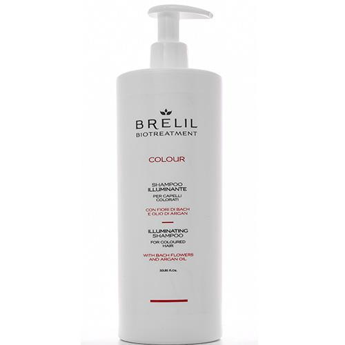 Шампунь для окрашенных волос, 1000 мл (Brelil Professional, Biotraitement) planeta organica африка шампунь для окрашенных волос аргановое масло 250 мл