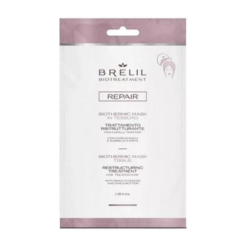 Купить Brelil Professional Экспресс-маска восстанавливающая 35 мл (Brelil Professional, Biotreatment), Италия