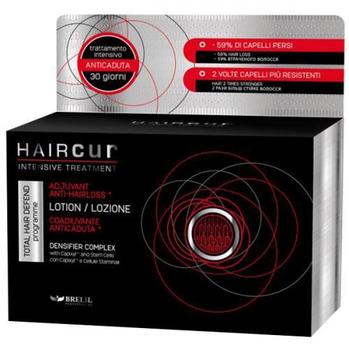 Купить Brelil Professional Лосьон против выпадения на основе стволовых клеток малины и комплекса Capixyl™ 10 ампул х 6 мл (Brelil Professional, Haircur), Италия