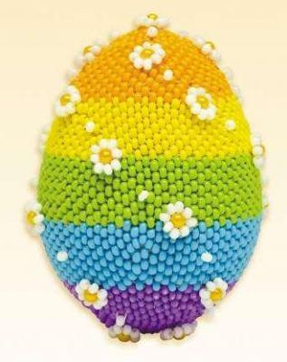 Б167 Яйцо пасхальное (Сотвори Сама, Сотвори Сама) в191 яйцо лужицкие мотивы сотвори сама сотвори сама