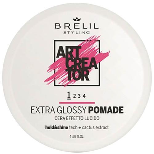 Купить Brelil Professional Помада для волос экстра-блеск 50 мл (Brelil Professional, Стайлинг), Италия