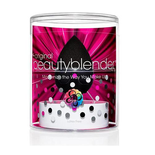 Спонж beautyblender pro и мини мыло для очистки solid blendercleanser черный (Beautyblender, Спонжи) стоимость