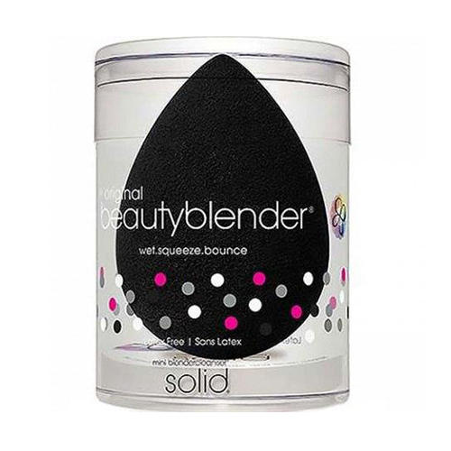 Спонж beautyblender pro и мини мыло для очистки pro solid blendercleanser черный (Beautyblender, Спонжи)