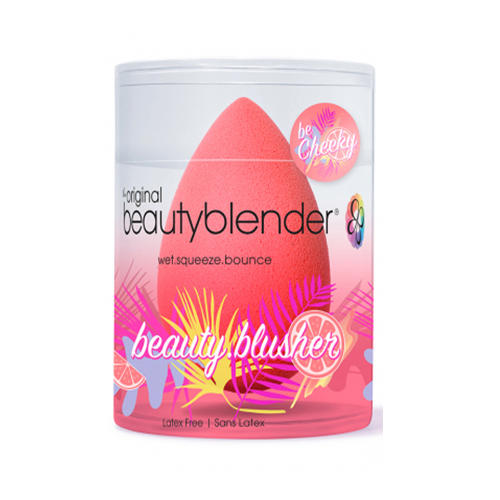 Спонж beauty.blusher cheeky грейпфрутовый (Beautyblender, Спонжи) beautyblender красота vk